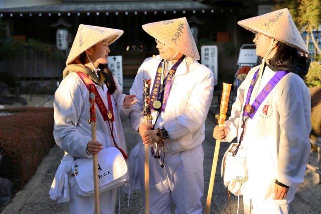 一步一弘法:日本真言宗心灵朝圣