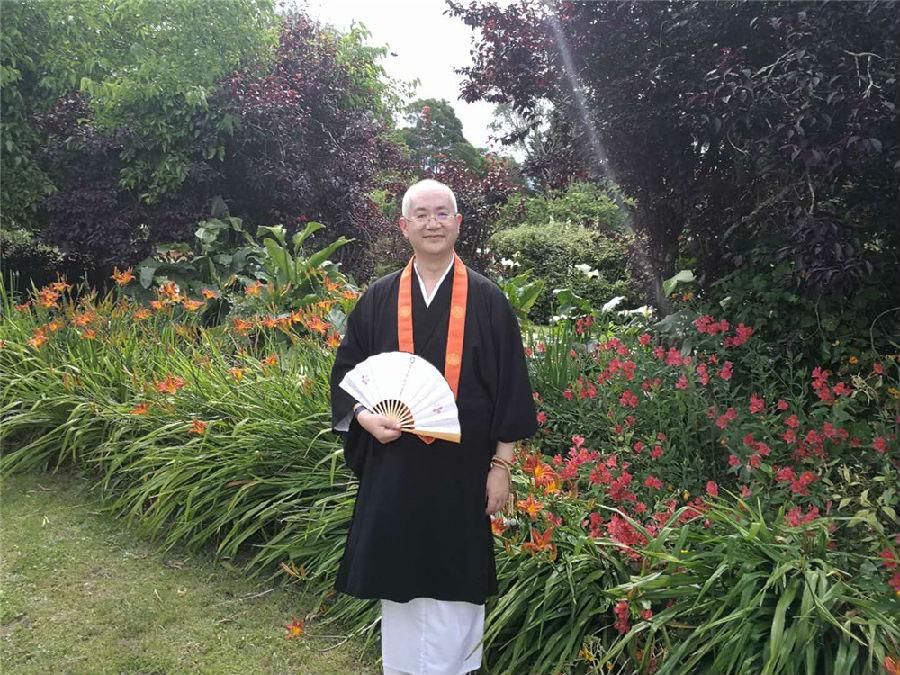 智广阿阇梨在澳洲弘传系列唐密教法