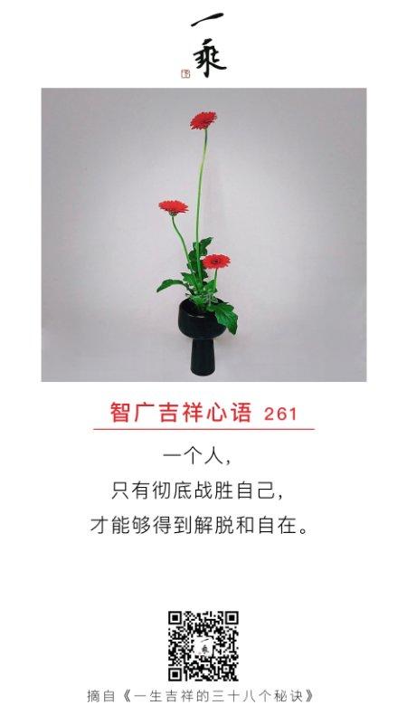 智广吉祥心语261