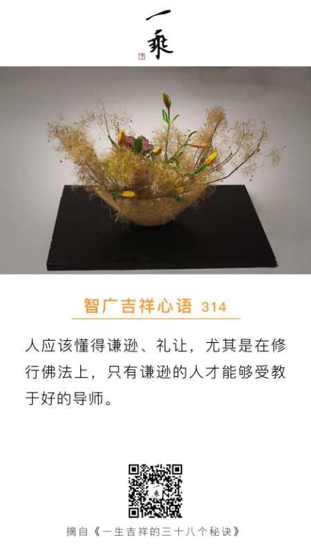 智广吉祥心语314