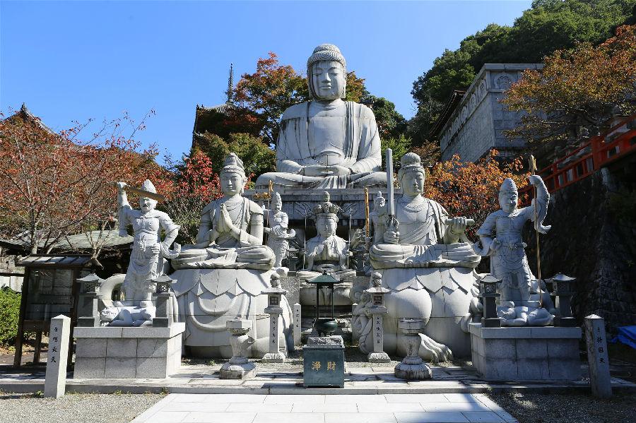 """佛菩萨遍一切处,为何还要辛苦朝圣丨智广阿阇梨百观音巡礼之""""枫彩观自在""""(七)"""