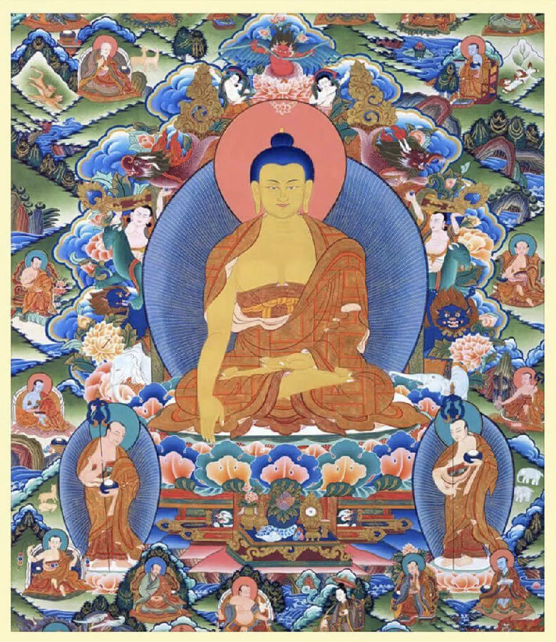恭祝释尊圣诞——佛经记载的释迦牟尼佛成佛密法