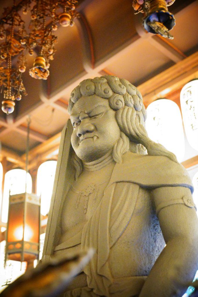 超越一切困难和痛苦的秘密武器——道心 | 智广阿阇梨不动明王巡礼(五)