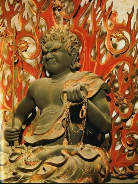 """一乘显密佛教中心国庆节""""不动明王护摩法会""""通告"""