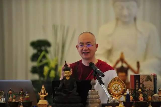 浴佛节智广阿阇梨开示宝箧印陀罗尼塔之殊胜功德